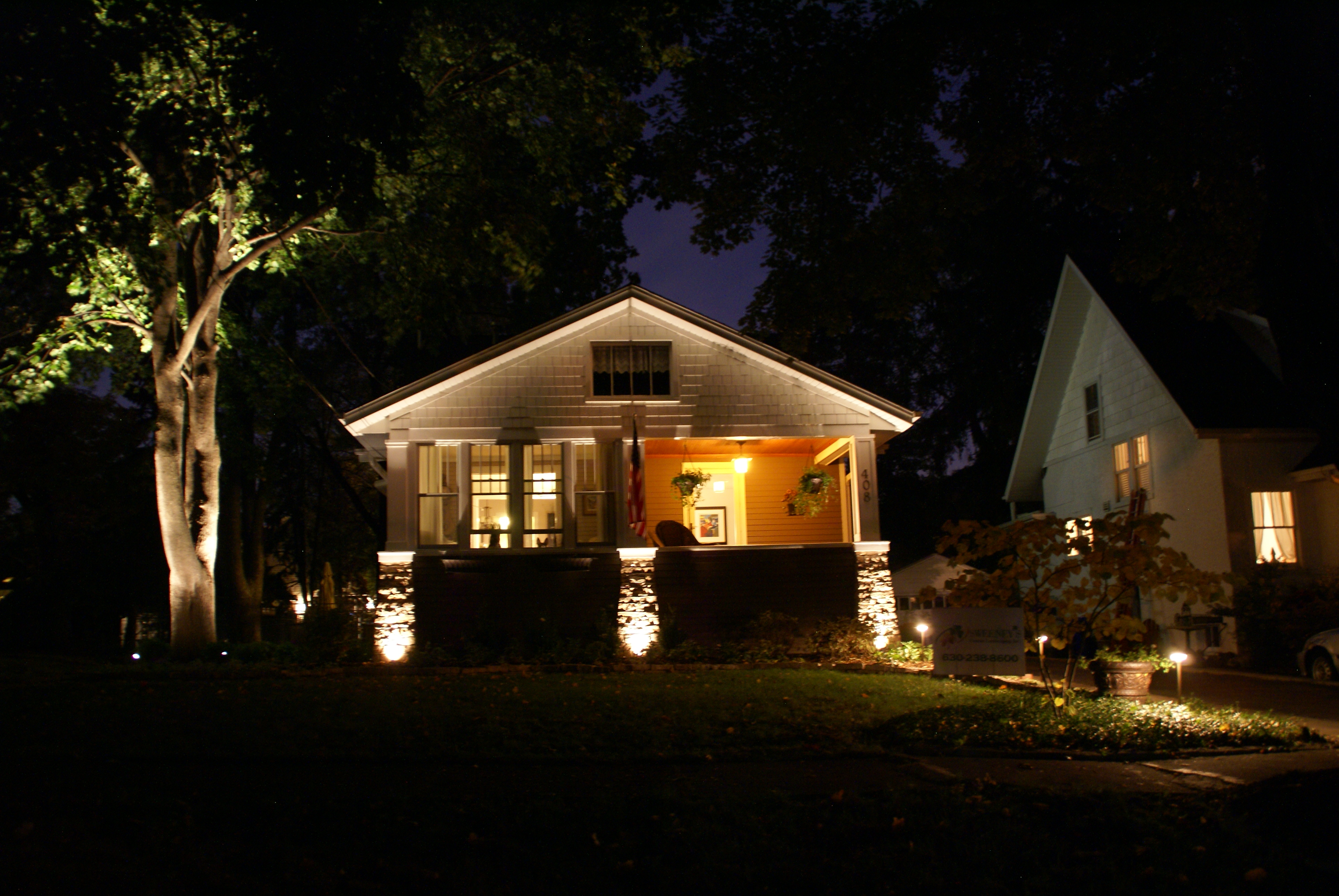 Landscape Lighting Sweeneys Landscaping Blog